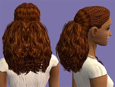 the sims 3 african twists mod the sims nouk braids n curls for ladies of all ages