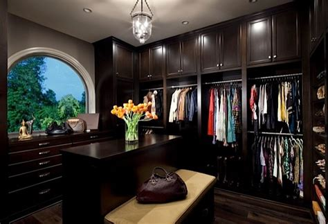 Closets Of The Rich And by Mediterranean Closet