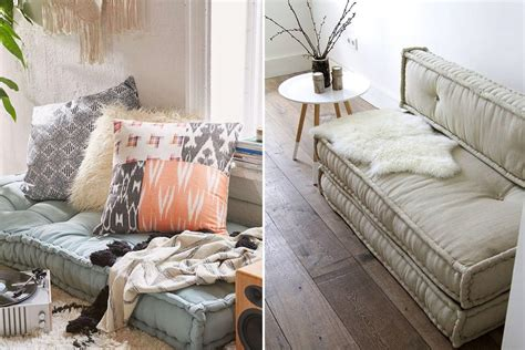 beds for small spaces daybed bed in a bag zebra sheets 9 portable floor bed ideas perfect for small spaces