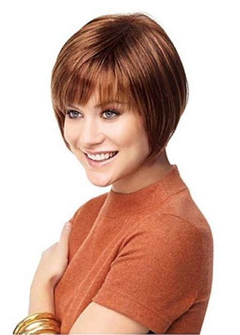 short hairstyles with bangs the bob new short straight hairstyles short hairstyles 2017