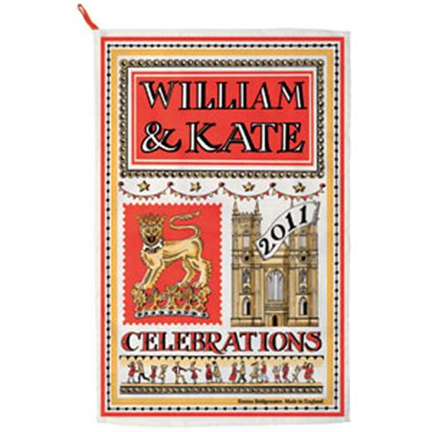 Royal Wedding Tea Towels Kate S Idea S To Inspire A Royal Wedding Afternoon