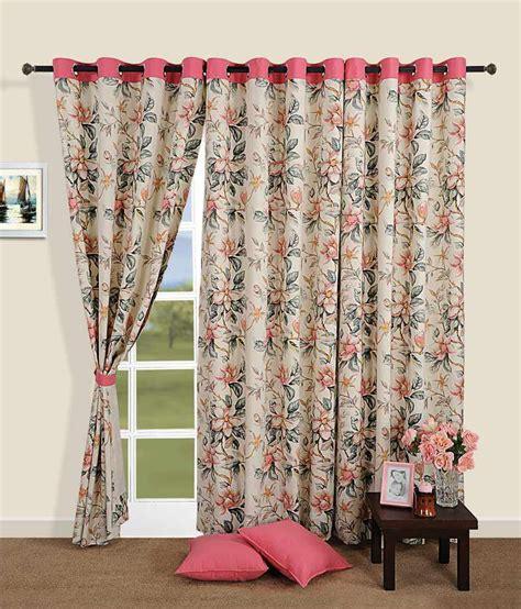 long door curtains online swayam single long door eyelet curtain buy swayam single