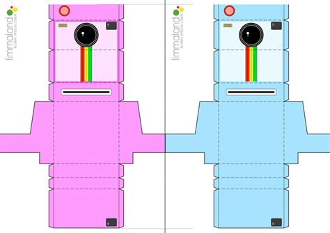 Basteln Mit Papier Vorlagen by Kinder Kamera Basteln Mit Kostenlose Bastelvorlage