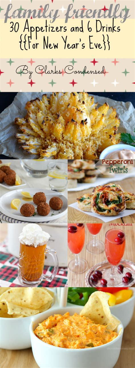 kid friendly appetizers new year s 36 family friendly appetizers and drink ideas for new year s