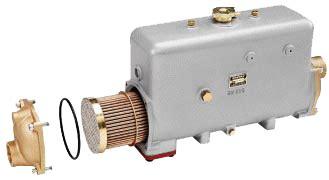 Marine Heat Exchangers Manufactured By Bowman Ej Bowman