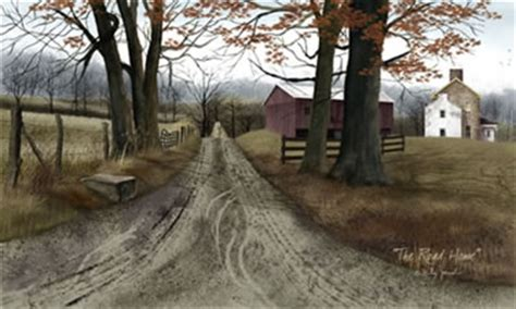 The Road Home by Billy The Road Home Print