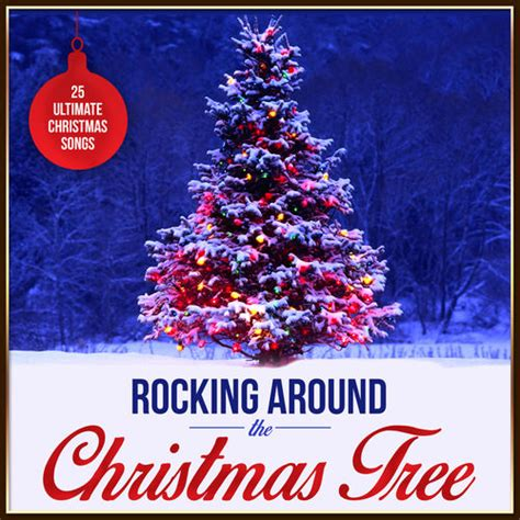 various artists rocking around the christmas tree 25
