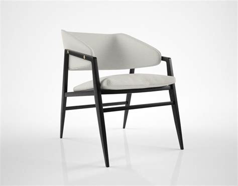 gio ponti chair 3d gio ponti lounge chair 3d model max obj fbx mtl cgtrader