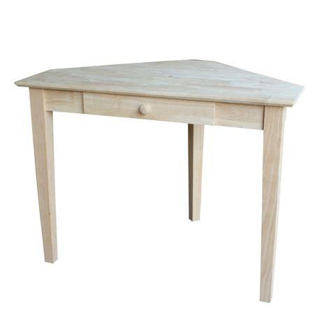 International Concepts Unfinished Desk Of 48 The Home Depot Unfinished Desk