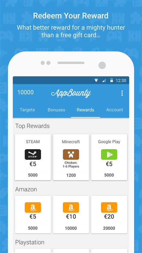 appbounty apk appbounty free gift cards 2 5 7 apk android entertainment apps
