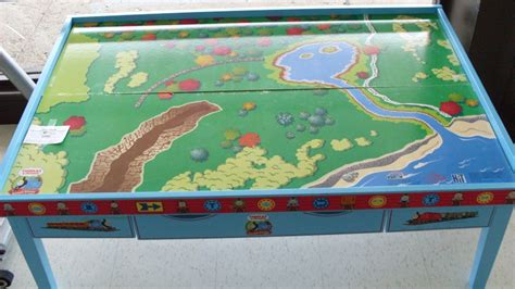 The Tank Engine Table by What S At Ohio Thrift July 2013