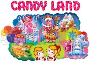 candy land iron ons