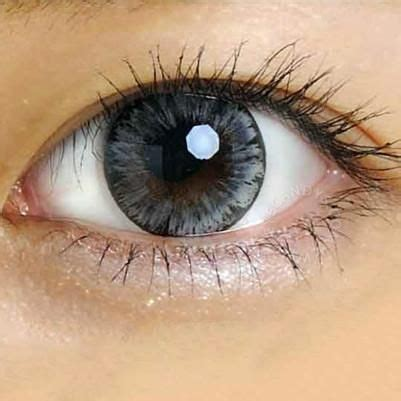 grey colored contacts best 25 grey contacts ideas on contact lenses