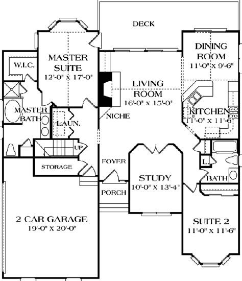 family home plans plan 96938 familyhomeplans