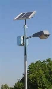 solar street light pole failed solar powered street light projects any lessons