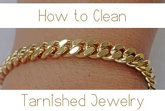 how to make jewelry not tarnish how to clean tarnished jewelry paperblog