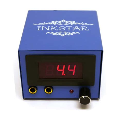 tattoo power supply inkstar blue box power supply for machines