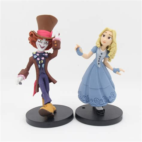 aliexpress toys alice in wonderland action figures mad hatter alice doll