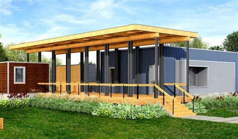 houses under 100k modern prefab homes under 100k offer an eco friendly way of life