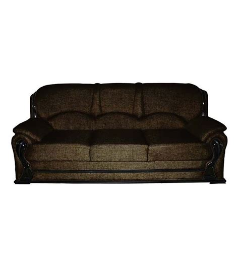 sofa set 3 seater polaris 3 seater sofa set available at snapdeal for rs 36419
