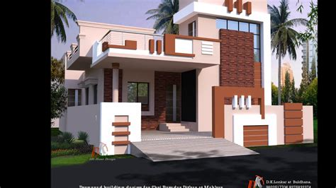 simple ground floor house elevation youtube