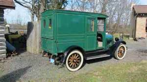 purchase used 1925 chevy panel truck superior k