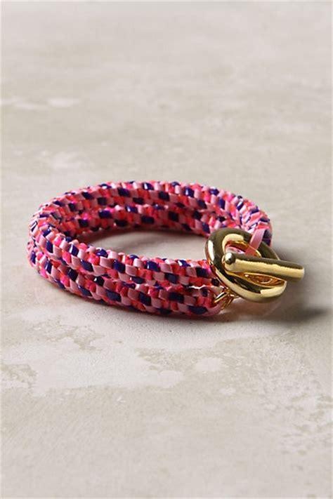 making a gimp bracelet 25 best ideas about gimp bracelets on pinterest plastic