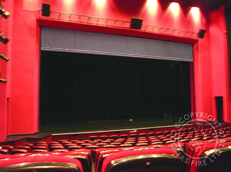 fire curtain theatre fire curtains flickr photo sharing
