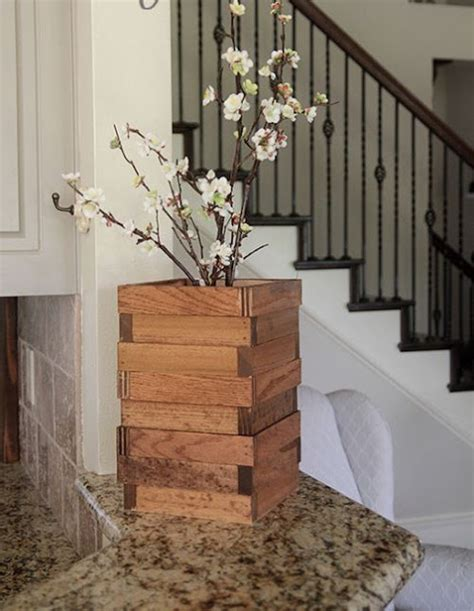 simple wood craft projects wood craft for home decor projects craft ideas