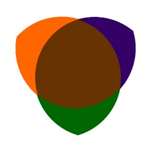 how do you make the color brown what colors do you mix together to make brown