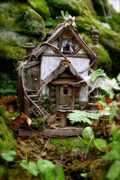 fairy homes fairy house chatfield public library