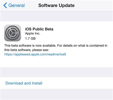 how to install ios 10 public beta on your iphone or ipad how to download install ios 10 public beta now