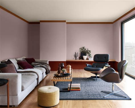 living room for 4 ways to change up your living room with dulux colour of the year 2018
