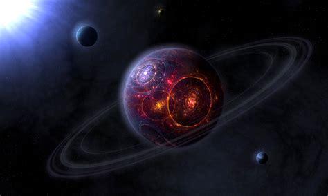 space scene artificial planet  wallpaperscom