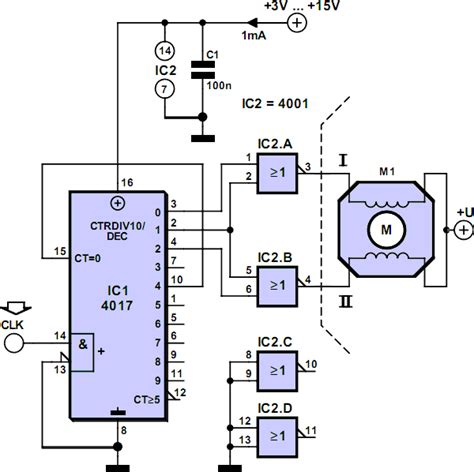 stepper motor generator xtreme circuits