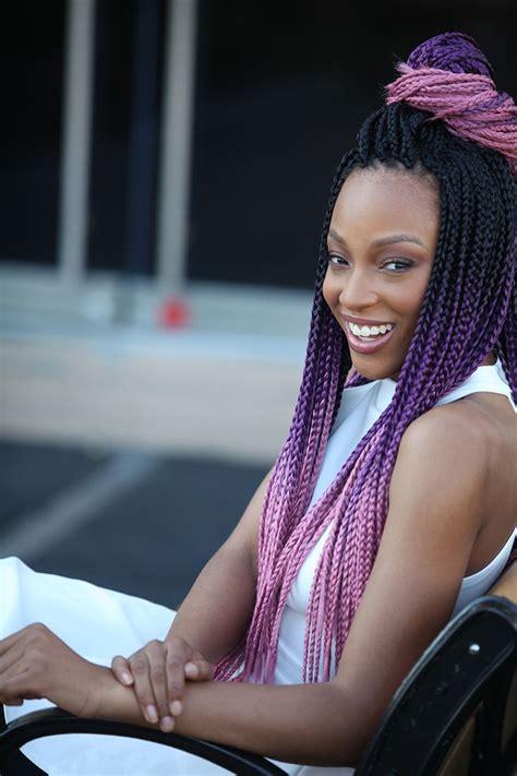 grey and purple box breads long box braids purple grey and 1000 ideas about purple box braids on pinterest box