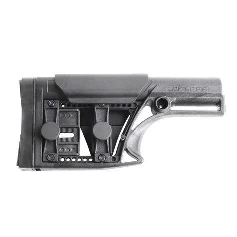 Mba 1 Rifle Buttstock by Mba 1 Rifle Fixed Stock