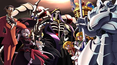 Anime Like Overlord by Top 10 Anime Like One Punch Page 2 Of 3 Otakukart