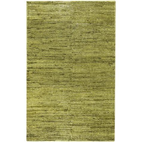 lime green throw rug 8 x 11 natures tropical lime green woven area throw rug tanga