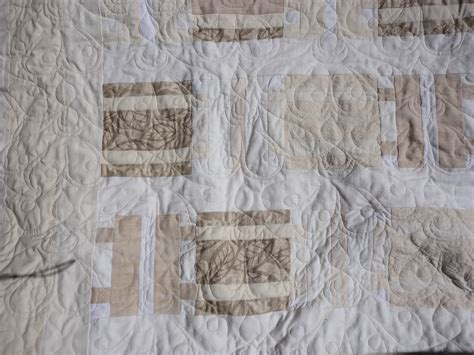 White On White Quilts by White On White Quilt Pam Fiber Artist
