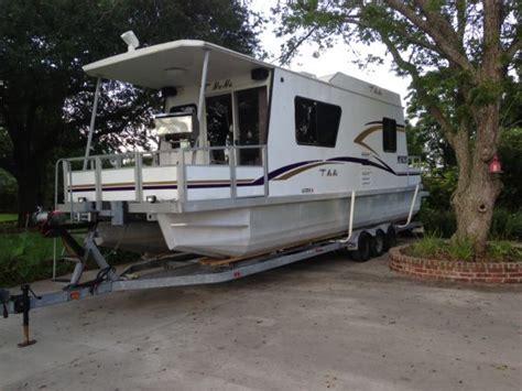 fishing boat rentals lafayette la 2003 myacht house boat for sale in lafayette louisiana