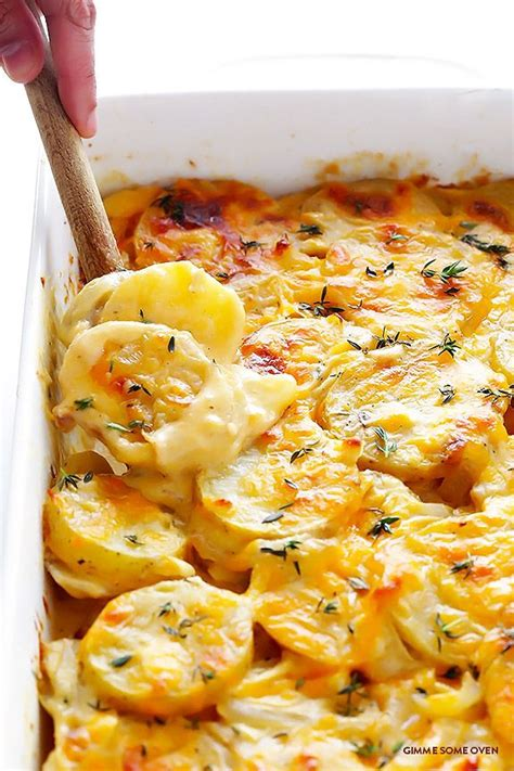 best 20 scallop potatoes ideas on pinterest