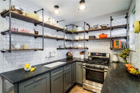 vintage galley kitchen vintage galley transitional kitchen chicago by