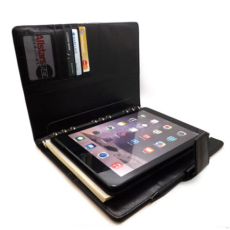 Mini Air 4 allstarstek portfolio notepad diary leather apple 2 3 4 mini air 2 ebay