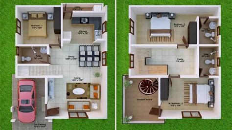 2 bedroom house plans indian style 600 sq ft house plans 2 bedroom indian style youtube