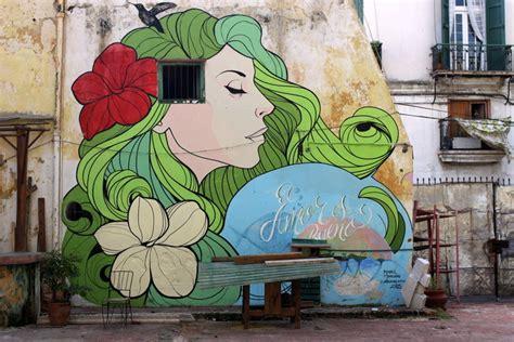 havana street art  graffiti  cuba ba street art