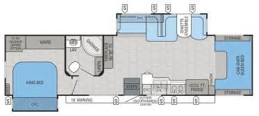 jayco seneca floor plans 2016 seneca 36fk jayco inc