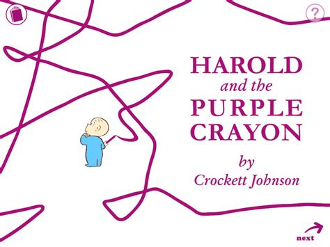 harold and the purple crayon coloring page www imgkid