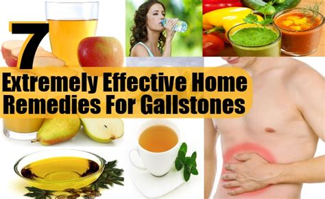 7 extremely effective home remedies for gallstones diy