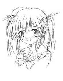 anime sketch by xxxcrossheartxxx on deviantart